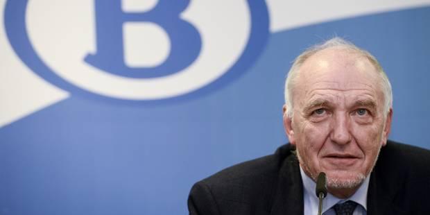 SNCB: Jo Cornu propose d'armer les agents de Securail - La DH