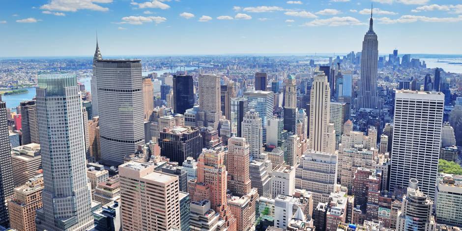 Les Français préfèrent le trio New York (22%), Paris (17%) et Venise (11%).