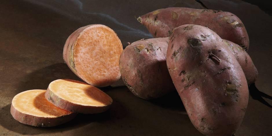 La patate douce, l'aliment miracle pour une peau jeune