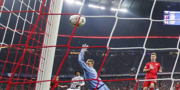 Quand Morata et Cuadrado ridiculisent la défense du Bayern (VIDEOS) - La DH