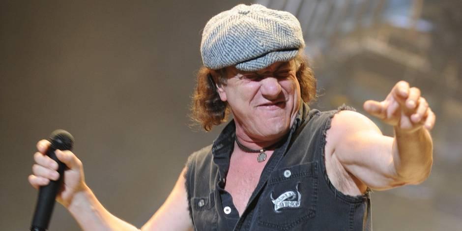 Le leader d'AC/DC viré du groupe?