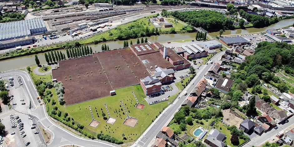 Charleroi: au cœur de la méga-station d'épuration