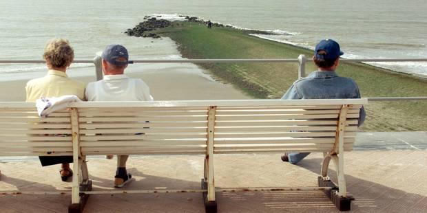Dans 75% des cas, la pension seule ne permet pas d'assumer la maison de repos