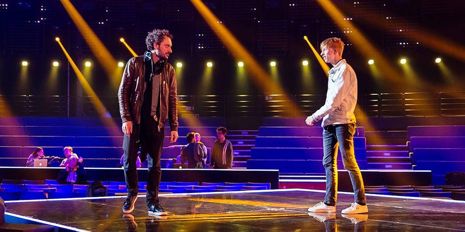 The Voice Belgique: En direct des r�p�titions! - DH.be