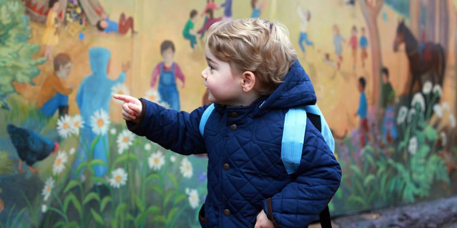Découvrez le petit surnom que donne George à son arrière-grand-mère Elizabeth II
