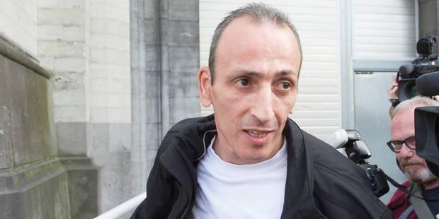Farid Bamouhammad incarcéré à la prison de Jamioulx - La DH