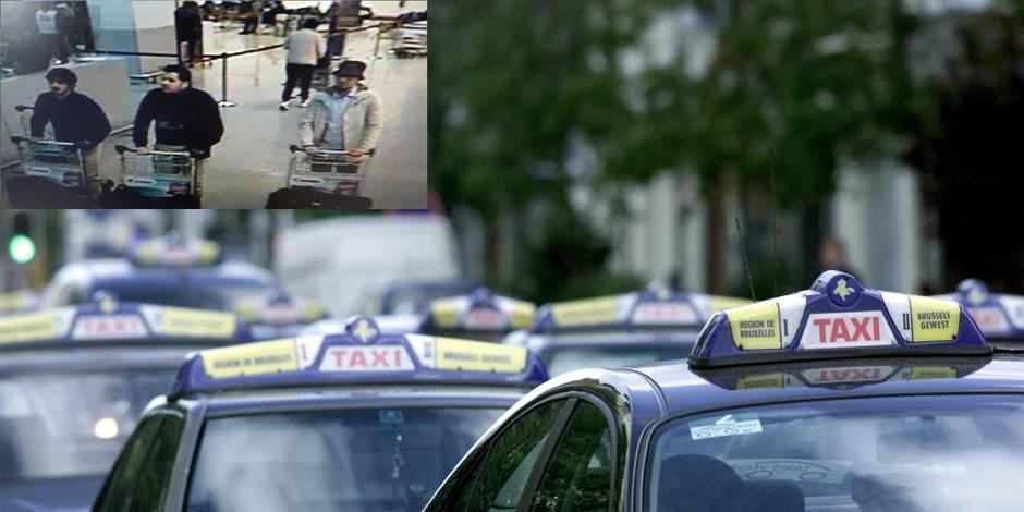 Attentats de Bruxelles: dans le taxi, les terroristes parlaient des Américains !