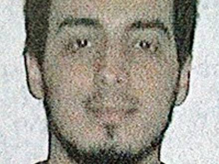 HANDOUT PICTURE / DISTRIBUTION REQUESTED TO BELGA This undated file photo, released on Monday 21 March 2016, by the federal police on demand of Brussels' king prosecutor shows Najim Laachraoui, 25 years old. Police is looking for Laachraoui as part of the investigation into the Paris terrorist attacks. Laachraoui, born on 18 May 1991, is using the alias Soufiane Kayal. Police found traces of his DNA in a 'terrorist 'safehouse' in Auvelais and in an apartment in the Henri Bergestraat-rue Henri Berge in Schaarbeek-Schaerbeek. BELGA PHOTO FEDERAL POLICE