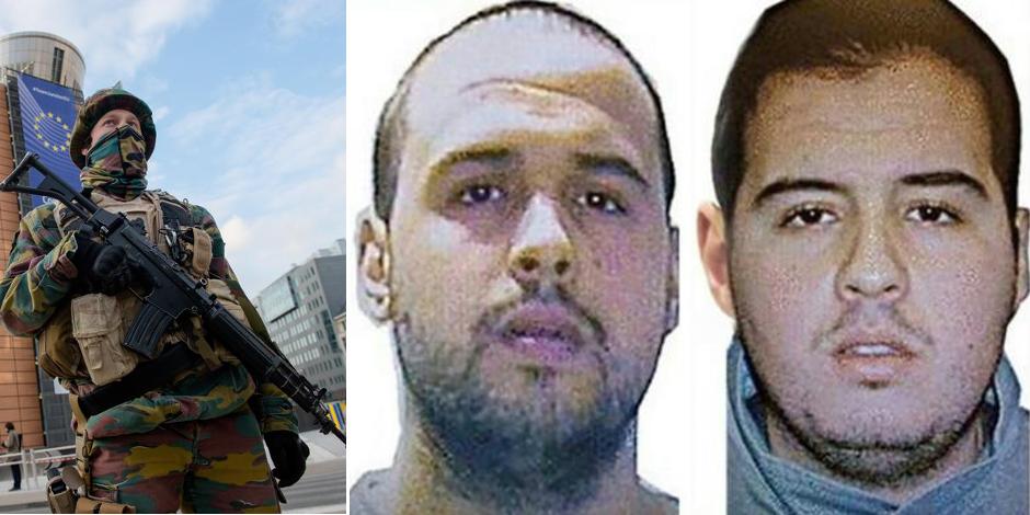 Attentats de Bruxelles: Ibrahim et Khalid El Bakraoui sur liste noire aux Etats-Unis