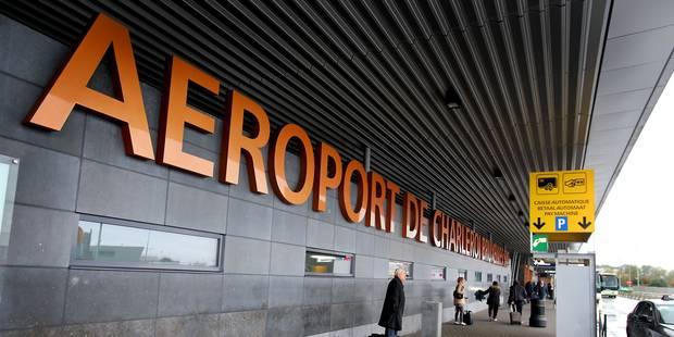 Des taxis gratuits au départ de l'aéroport de Charleroi - La DH
