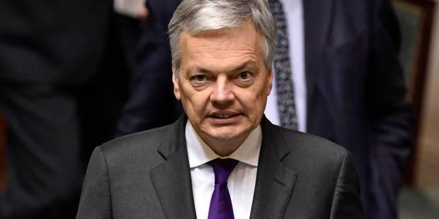"""Reynders: """"L'ambassade de Belgique n'a pas connaissance d'un 2e refoulement d'El Bakraoui"""" - La DH"""