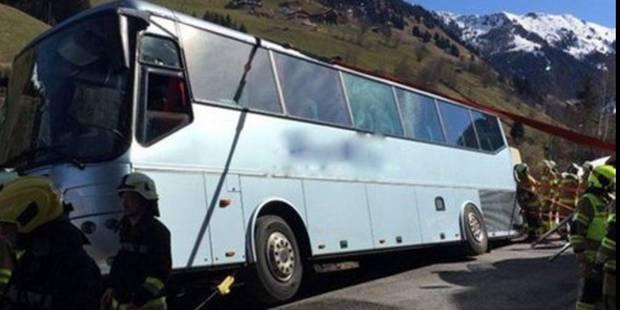 47 enfants belges sauvés par les pompiers en Autriche - La DH