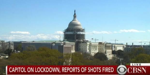 """Tireur au Capitole: """"Il n'y a plus de menace active contre le public"""" (PHOTOS)"""