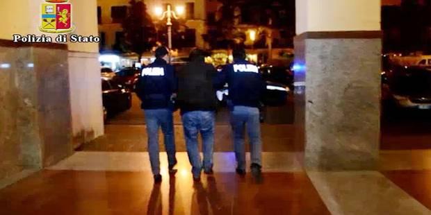 Attentats de Bruxelles: le faussaire arr�t� en Italie a confectionn� les faux papiers � Saint-Gilles