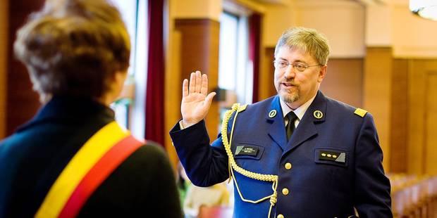 """Le chef de la zone de police Midi """"muté"""" pour incompétence - La DH"""