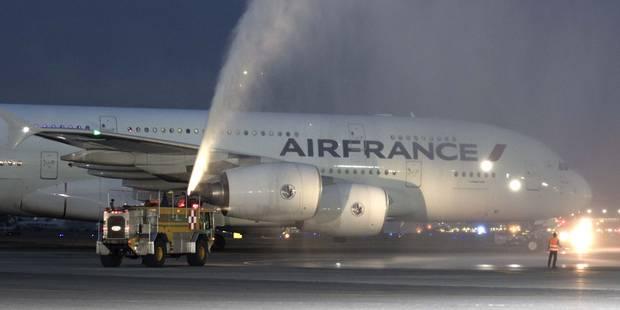 Air France: des hôtesses refusent de se voiler lors des escales en Iran - La DH