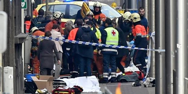 Attentats de Bruxelles: 66 victimes sont toujours hospitalisées - La DH