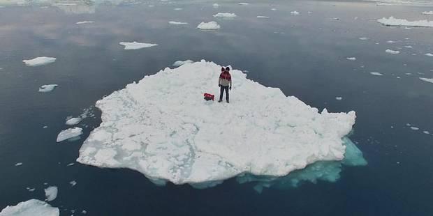 4 mois seul avec une poule dans les glaces du Groenland : l'incroyable aventure de Guirec - La DH