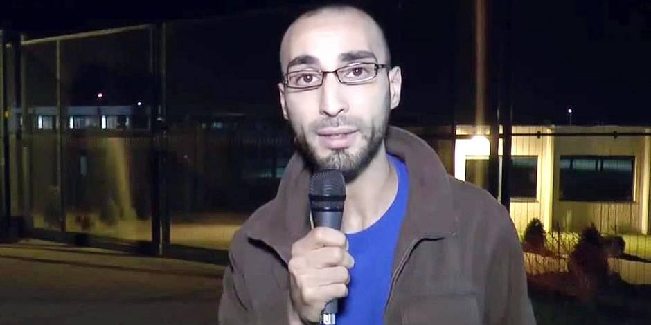 """Fayçal Cheffou, soupçonné d'être l'homme au chapeau: """"On m'a mis en cellule pour apaiser la population"""""""