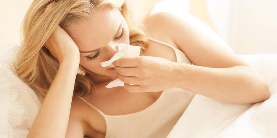 L'épidémie de grippe vit ses derniers jours