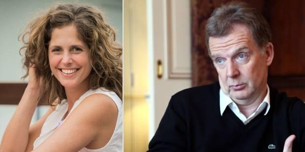 Exclusif: Sara De Paduwa et François De Brigode changent de chaîne - La DH