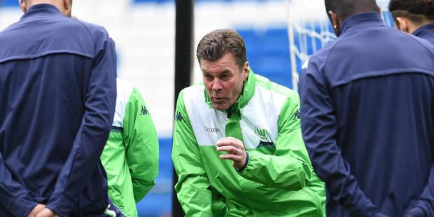 """Real Madrid-Wolfsburg: """"Nous pouvons écrire l'histoire"""" selon Dieter Hecking - La DH"""