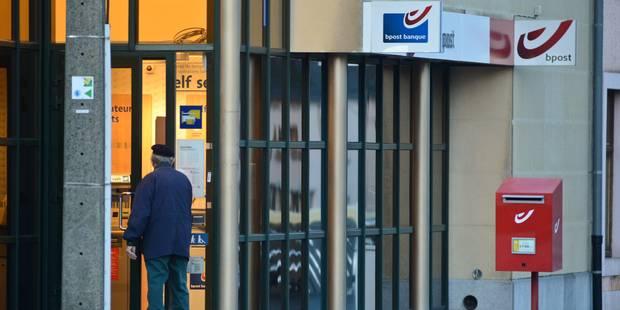 Epargne: Bpost Banque et Crelan abaissent également leurs taux au minimum légal - La DH