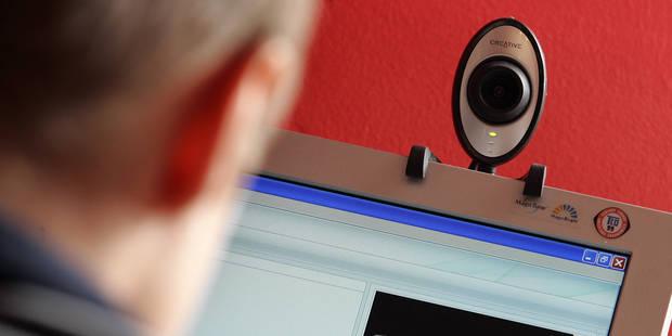 Se faisant passer pour une fille, il aguichait des ados en leur demandant de se masturber devant leur webcam - La DH
