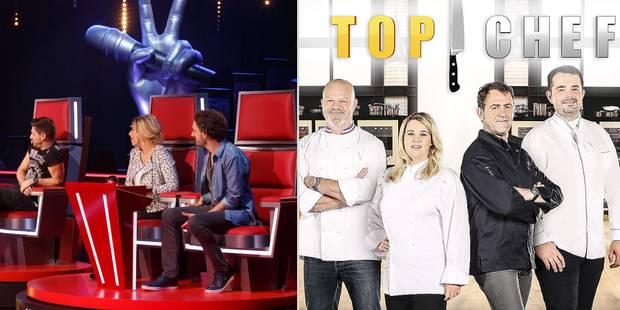 The Voice Belgique/Top Chef: l'ultime duel - La DH