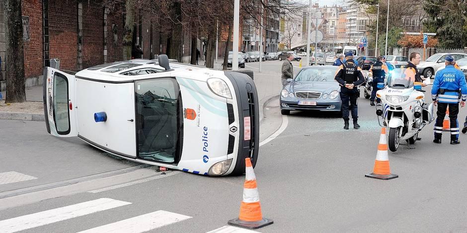 Accidents de la police: Combien ça coûte? - La DH