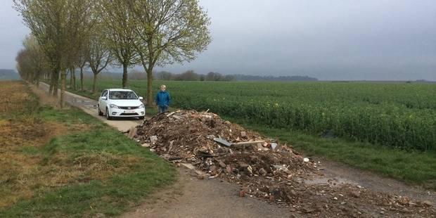Walcourt: 500 dépôts sauvages par an - La DH