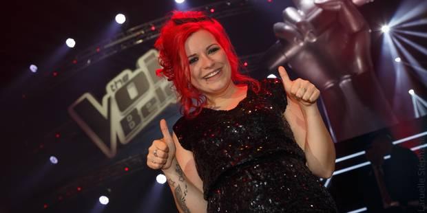 """Laura, gagnante de The Voice:""""En arrivant à la finale, j'avais déjà tout gagné"""" - La DH"""