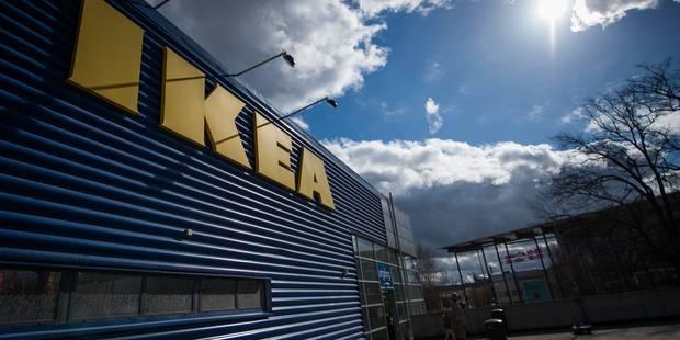 Un troisième enfant mort écrasé par une commode: Ikea met en garde - La DH
