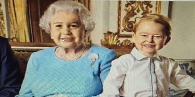 """L'étonnant """"Face Swap"""" de la reine Elizabeth II - La DH"""