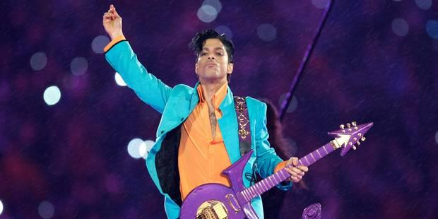 Prince en 20 looks iconiques - La DH