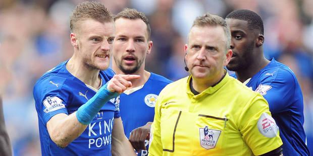 """Leicester: Vardy rattrapé par sa réputation de """"bad boy"""" - La DH"""
