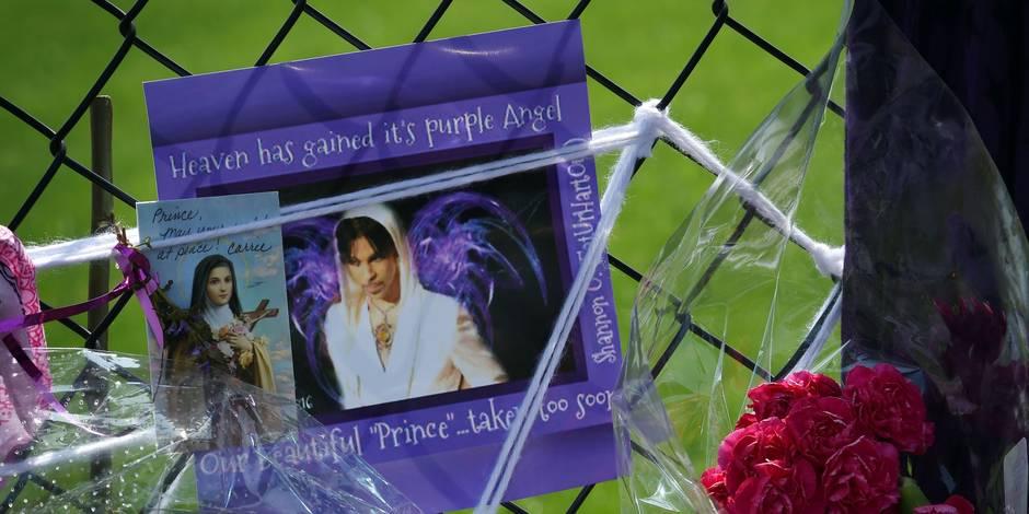 Prince a été incinéré lors d'une cérémonie privée