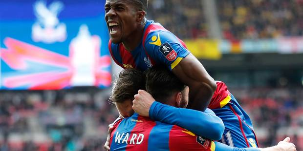 Coupe d'Angleterre: Crystal Palace rejoint Manchester United en finale