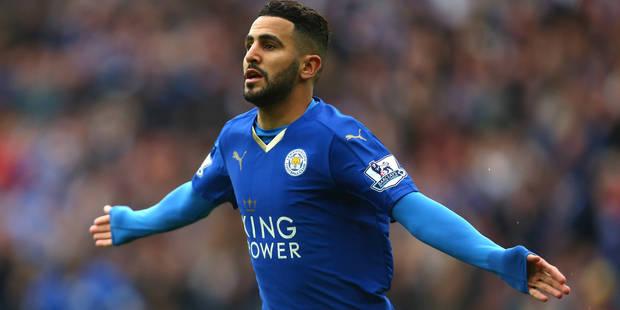 Angleterre: Mahrez (Leicester) élu meilleur joueur du Championnat - La DH