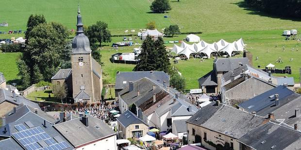 Chassepierre et Mirwart parmi les Plus Beaux Villages de Wallonie - La DH