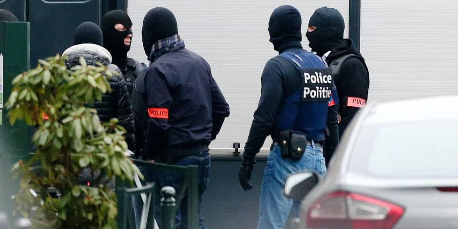 Le Comité P casse les flics antiterroristes ! - La DH