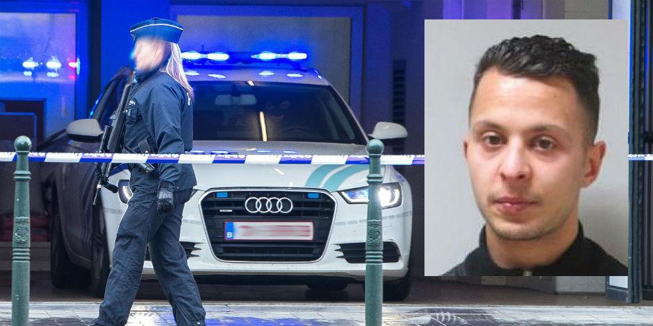 Salah Abdeslam a quitté la Belgique par hélicoptère