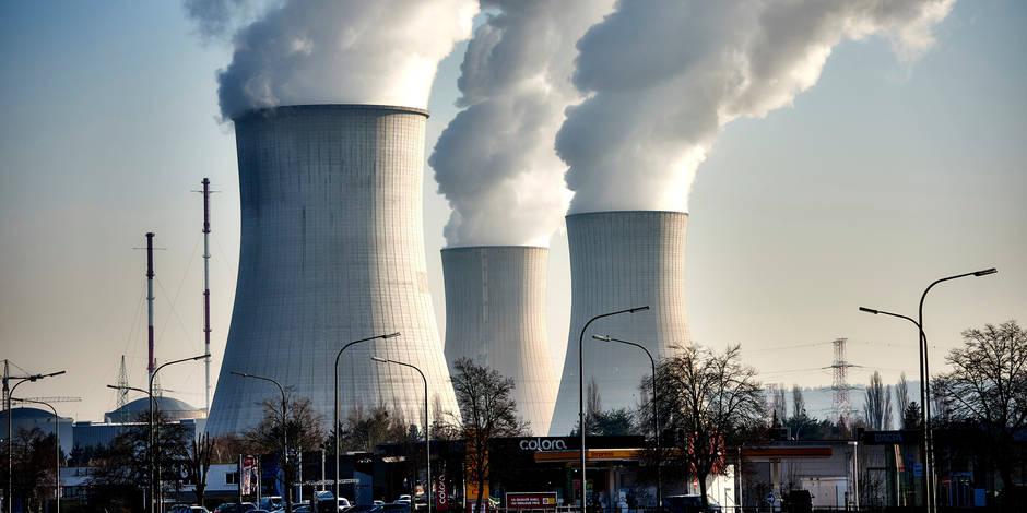 Nucléaire: toute la population belge recevra des pilules d'iode