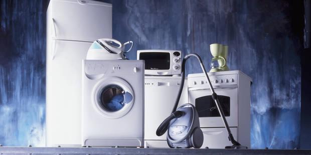 Bonne nouvelle: la garantie de vos appareils électroménagers élargie de 2 à 5 ans - La DH