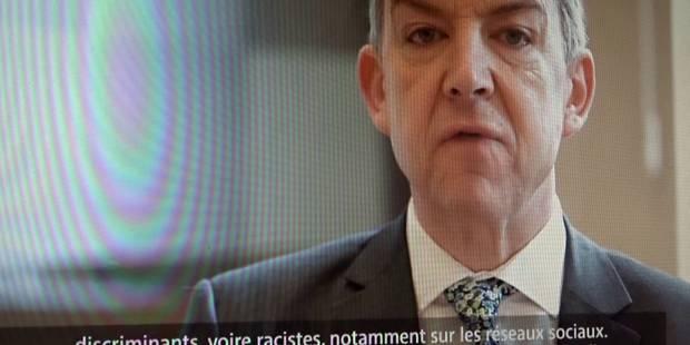 Vague de racisme après les attentats: le boss de la STIB intervient dans une vidéo - La DH