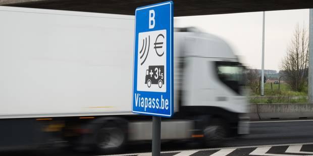 Redevance kilométrique: Action des transporteurs, agriculteurs, forains et dépanneurs mercredi à Namur - La DH