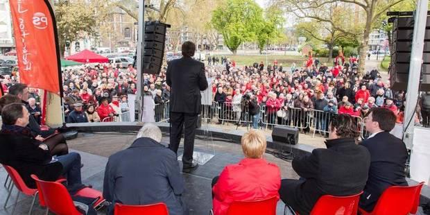 Liège? : le flop du 1er Mai socialiste? ! - La DH