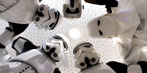 4 mai : les stormtroopers Star Wars sont parmi nous - La DH