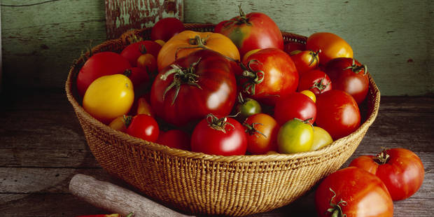 En plus des tomates, quels sont les fruits et légumes préférés des Belges? - La DH