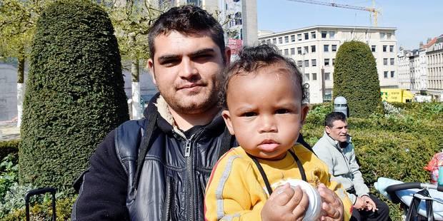 Bruxelles: plus de 30 enfants mis à la rue - La DH